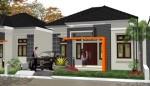 6 Type Denah, Desain & Foto Eksterior Rumah Minimalis Modern 1 lantai 3 Kamar Terbaru