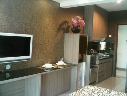 Desain Interior Apartemen Type Studio Oke