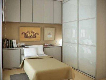 Desain Interior Kamar Tidur Minimalis Sederhana 3 3 Yang Disukai Pasangan Muda Fitrah Cemerlang