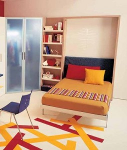 desain interior kamar tidur minimalis 4