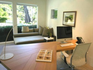 desain interior kantor ruko minimalis