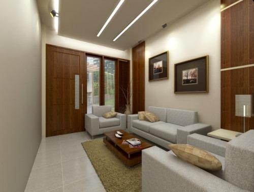desain ruang tamu minimalis ukuran 3x3-1