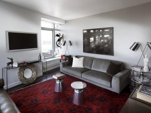 desain ruang tamu minimalis ukuran 3x3-5