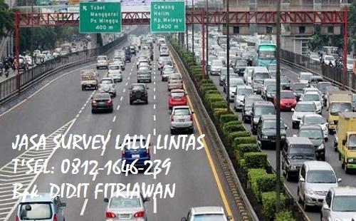 jasa-survey-karakteristik-lalu-lintas